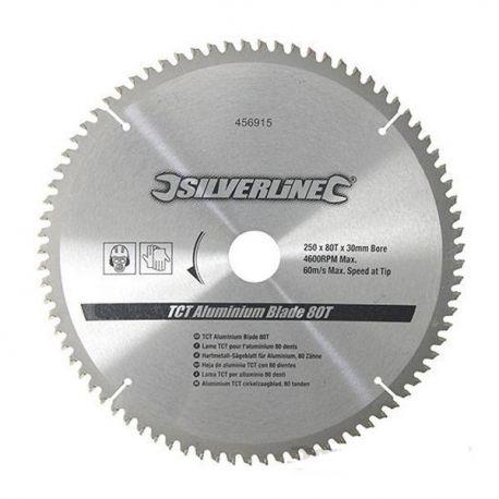 Lame de scie circulaire 250x30 pour aluminium