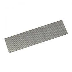5000 clous galvanisés lisses calibre 18 épaisseur 1,25 mm