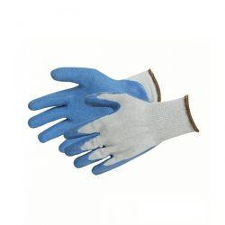 Gants de protection de maçon bleu