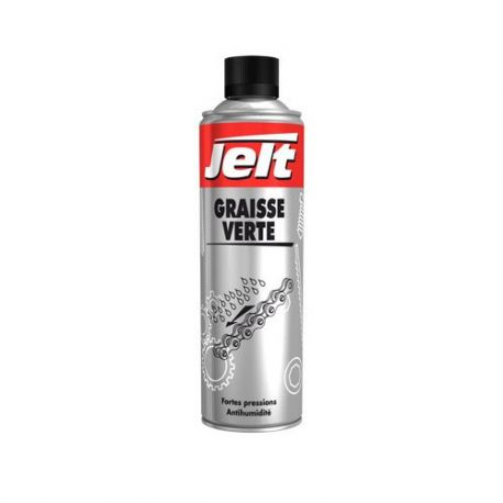 GRAISSE VERTE - Extrême pression anti-humidité Jelt