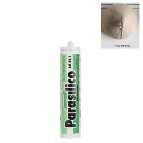 Mastic silicone Ton Pierre Parasilico AM 85-1