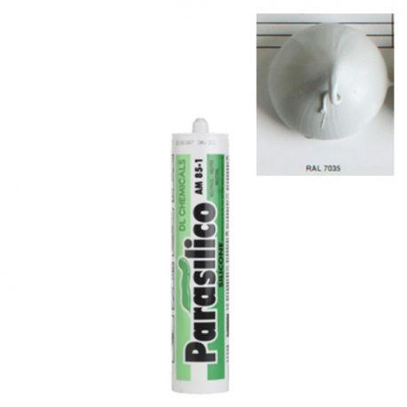 Mastic silicone RAL 7035 Parasilico AM 85-1