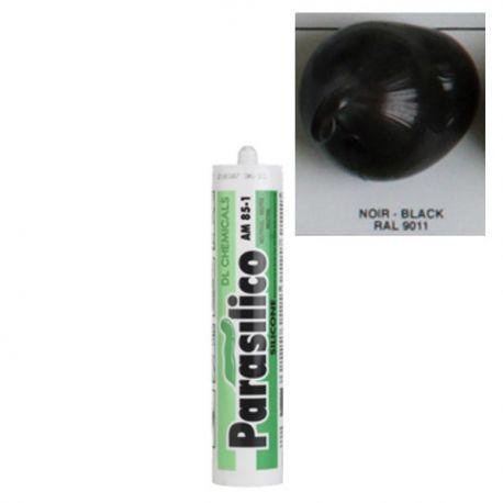 Mastic silicone noir Parasilico AM 85-1