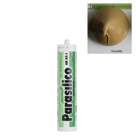 Mastic silicone TAUARE beige sable Parasilico AM 85-1
