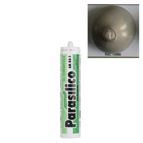 Mastic silicone RAL 7048 Parasilico AM 85-1