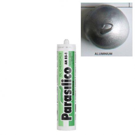 Mastic silicone Aluminium Parasilico AM 85-1