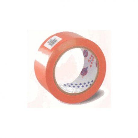 Ruban adhésif PVC Orange 48 mm x 33 m