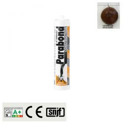 Mastic colle Parabond construction Brun clair RAL 8007