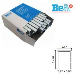 Agrafes type 72 longueur 8 mm largeur 12,7 mm par 50960