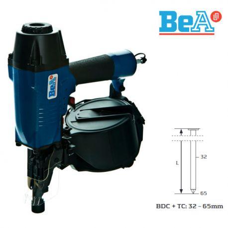 Cloueur pointes en rouleaux BDC lien métal 567 DC BeA