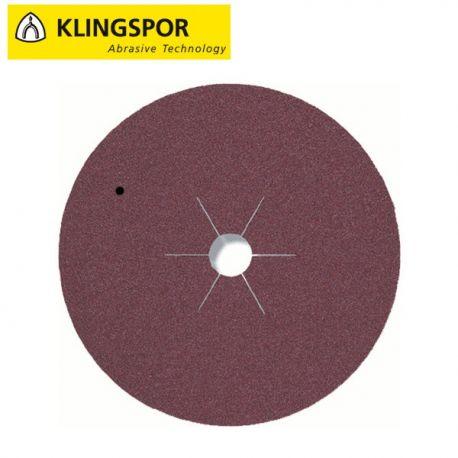 Disques fibre 125mm pro CS561 par 25