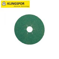 Disque fibre céramique 125mm pro FS 966 par 25