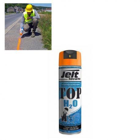 Bombe de traçage TOP H2O ORANGE