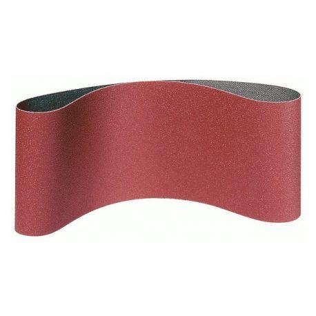 10 bandes abrasives 100x610 pro