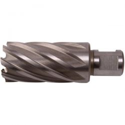 Trépan pour perceuse magnétique Weldon 19 mm HSS M2 pro