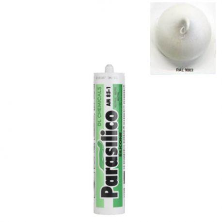 Mastic silicone RAL 9003 Parasilico AM 85-1