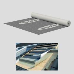 Rouleau écran sous toiture pro 140g 1,5x50m autocollant